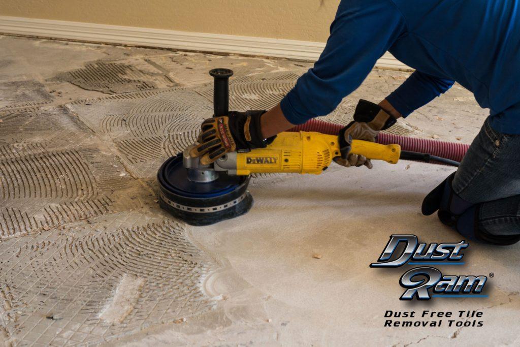 dustless tile removal in phoenix az