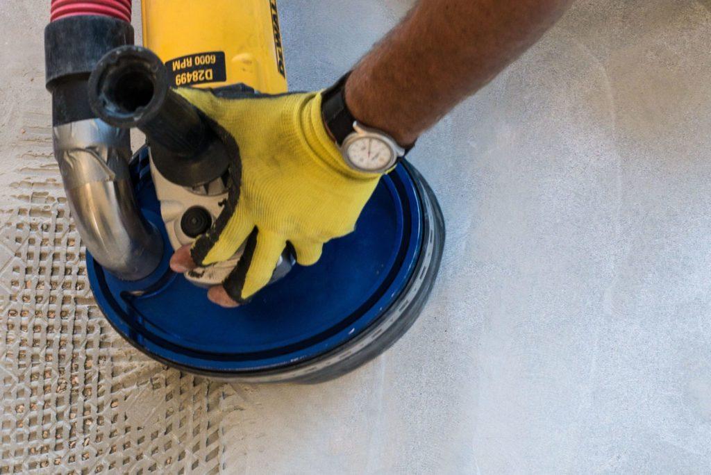 remove tile floors